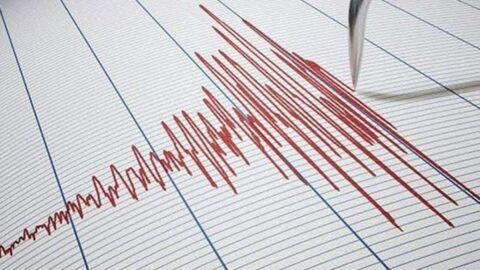 Kayseri'de 4.1'lik deprem