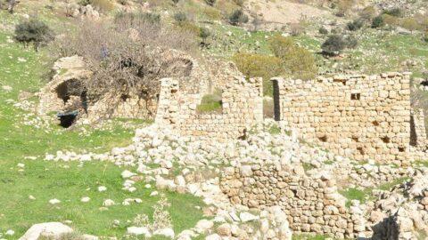 Şırnak'ta bin 700 yıllık manastır keşfedildi