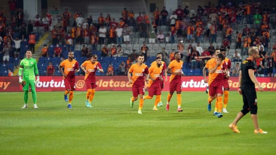 St. Johnstone maçı öncesi Galatasaray'da 6 eksik