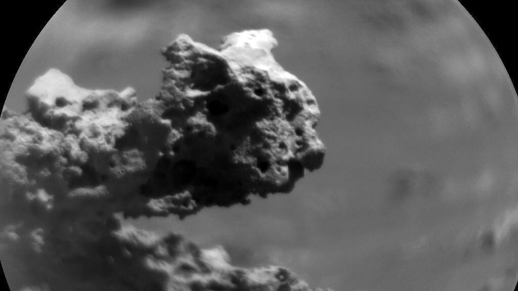Curiosity, Mars'ı keşfetmeye devam ediyor