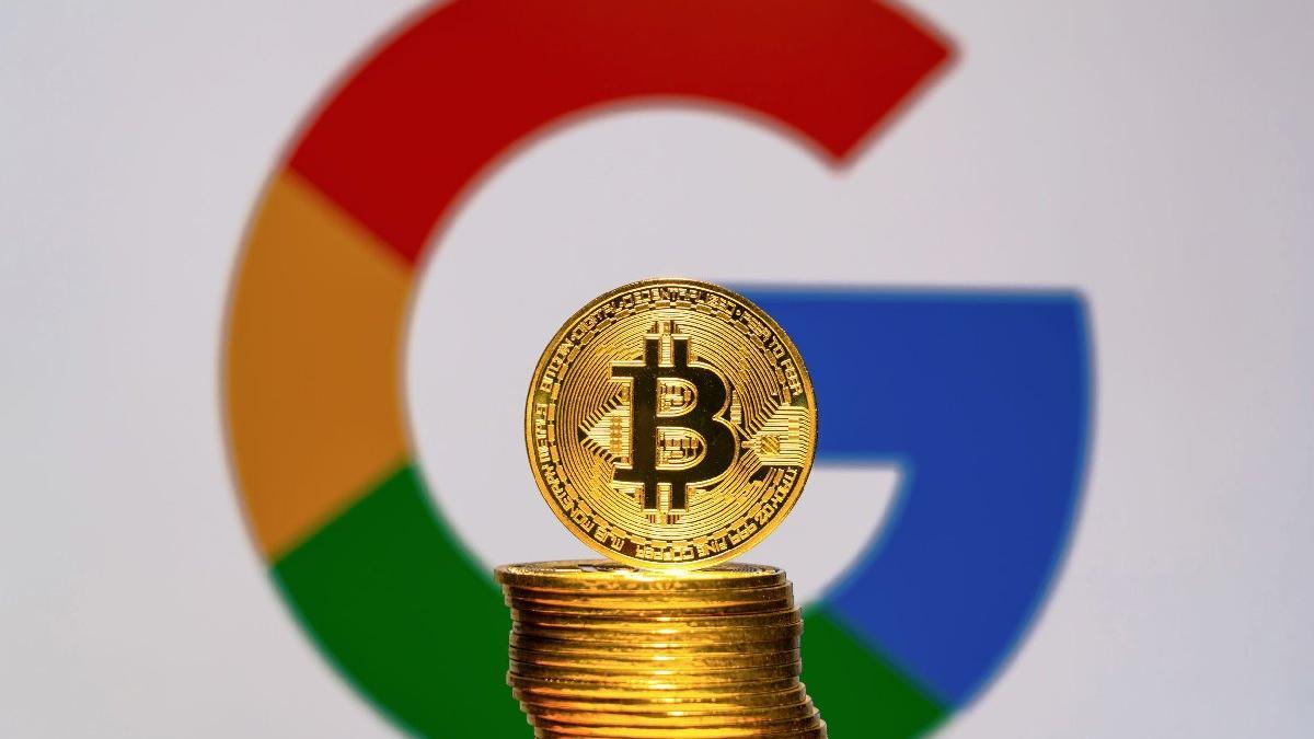 Google, kripto paralar için reklam yasağını kaldırdı