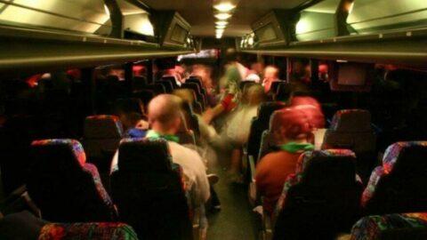 Yolcu otobüsünde iğrenç olay! Sapık muavin tutuklandı