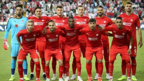 Sivasspor, Dinamo Batumi deplasmanına 8 eksikle gitti