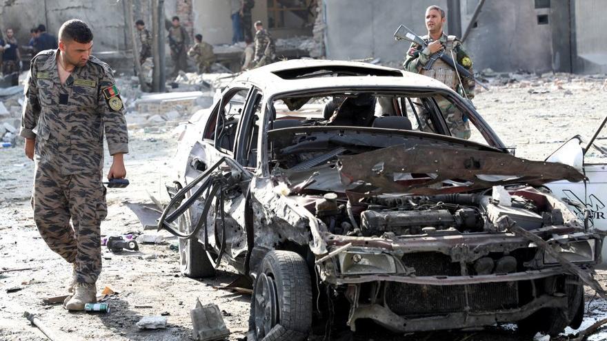 Afganistan'daki saldırıları Taliban üstlendi