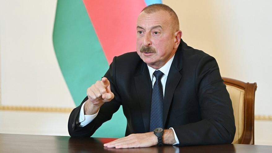 Macron ve Aliyev arasında 'Ermenistan-Azerbaycan' görüşmesi