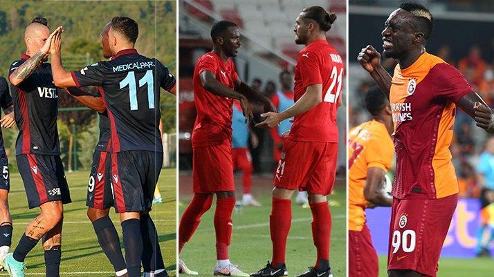 Avrupa'da Türk gecesi… Galatasaray, Trabzonspor ve Sivasspor avantaj için sahada