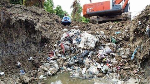 Çöpleri meraya gömen AKP'li belediyeye ceza geldi