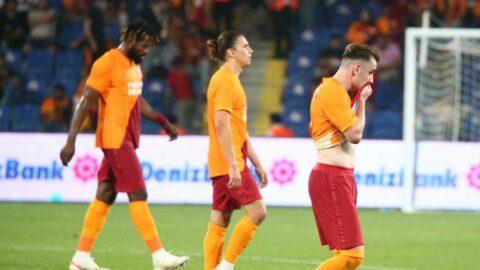 MAÇ SONUCU | Galatasaray 1-1 St. Johnstone | UEFA Avrupa Ligi