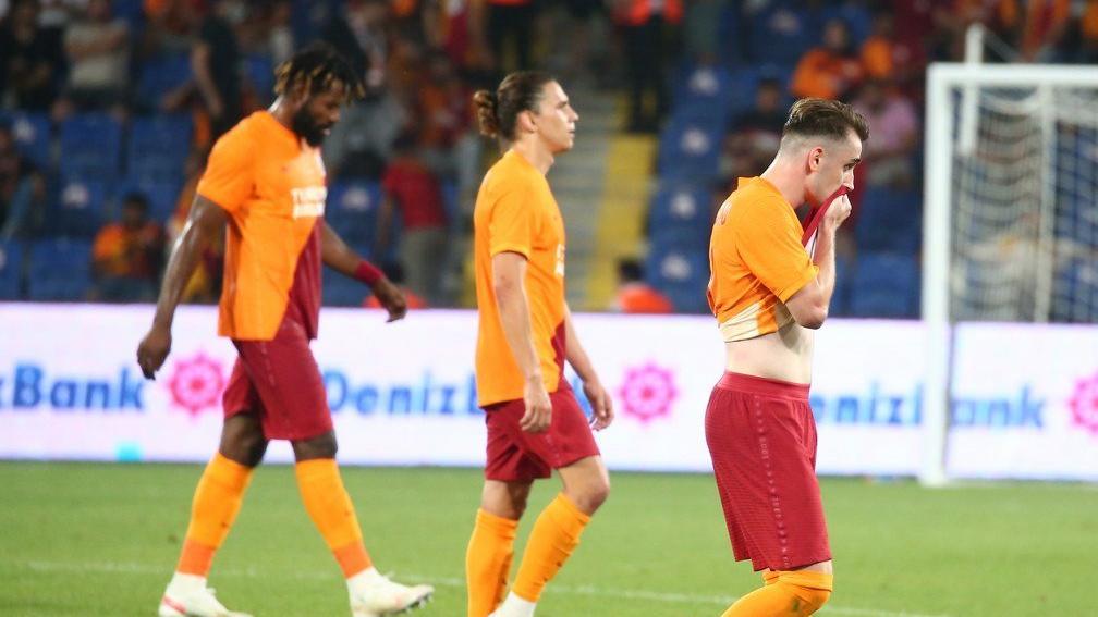 MAÇ SONUCU   Galatasaray 1-1 St. Johnstone   UEFA Avrupa Ligi