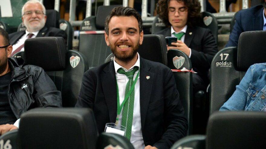 Emin Adanur: Bursaspor için zor bir işti