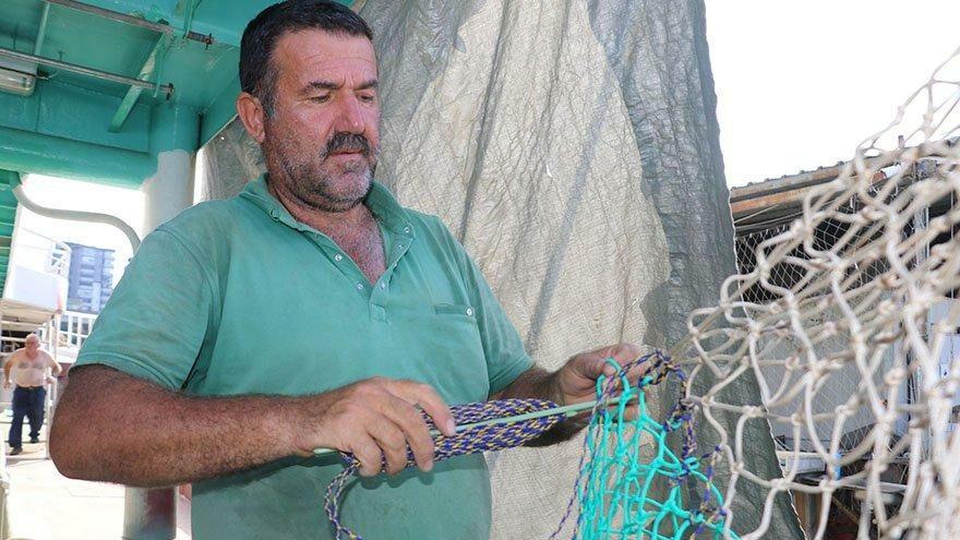 Aşı olmayan balıkçılara Samsun'da av yasağı