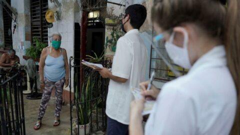 Küba'da artan COVID vakalarından sonra oteller hastaneye dönüştürülüyor