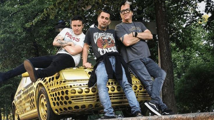 Aşı tartışması müzik grubu Offspring'de ayrılığa neden oldu