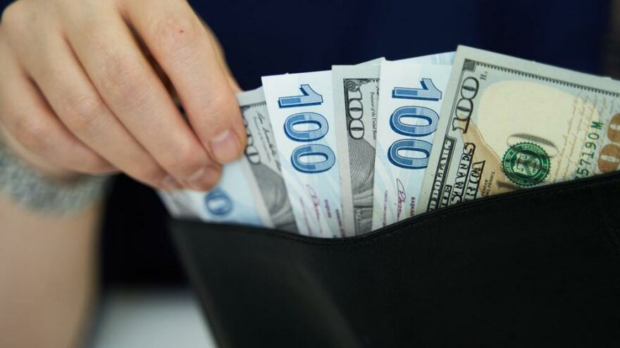 Dolarda bir kez daha Erdoğan yükselişi
