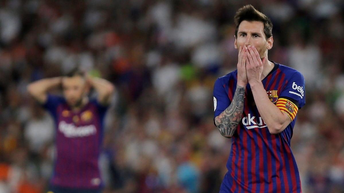 Joan Laporta'dan Lionel Messi'nin ayrılığı hakkında ilk açıklama