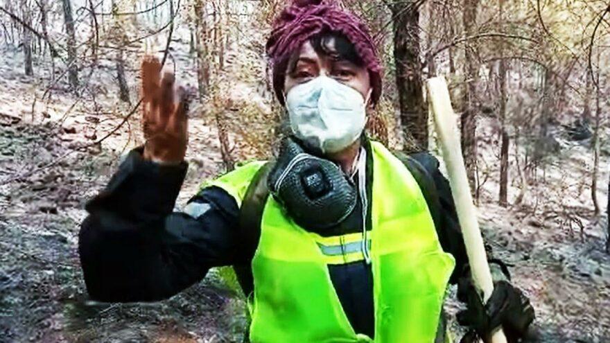 Mehtap Bayri: Ormanları yakanları unutmayalım