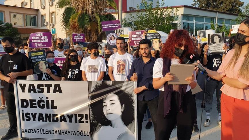 Azra Gülendam Haytaoğlu'nun ablası: Bankta oturmaya diye gidip tabutuyla döndü kardeşim