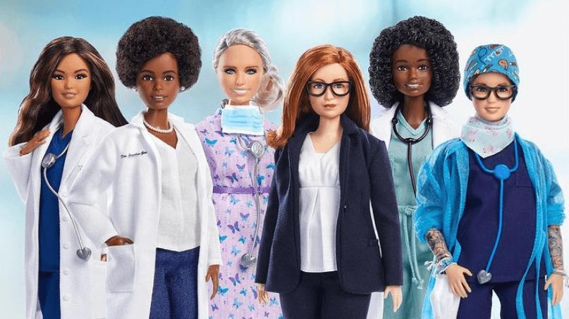 Barbie, pandeminin kadın kahramanlarını yeni serisine taşıdı