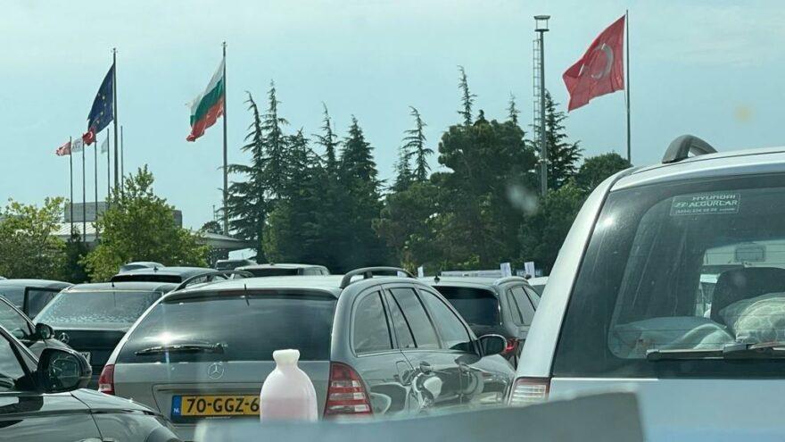 Gurbetçiye çile: Bulgaristan sınır kapılarını kapadı
