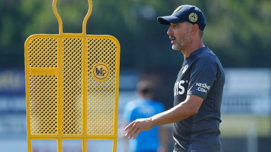 Son şans… Vitor Pereira ikna edildi