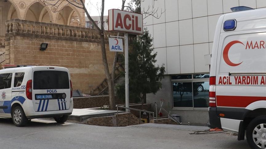 Mardin'de taş, sopa ve silahlı arazi kavgası: 9 yaralı