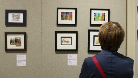 Artmini Sergisi Quebec'te açıldı