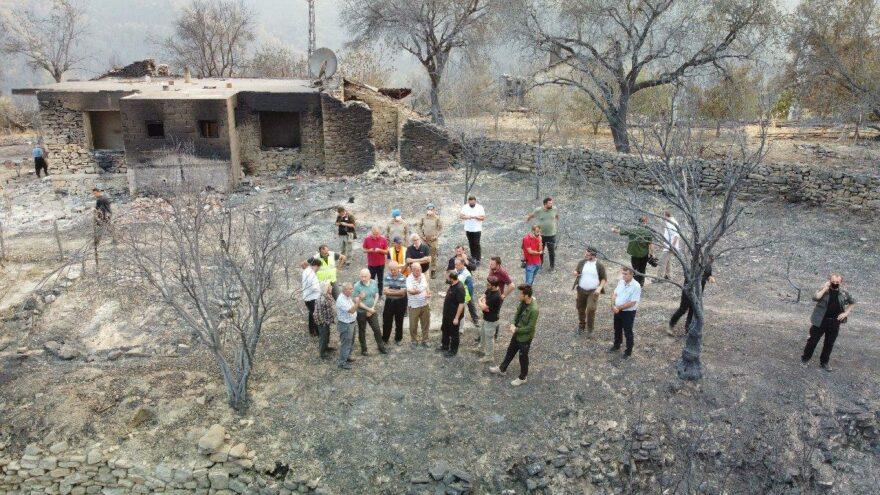 Manavgat'ı küle çeviren ilk yangın böyle başladı