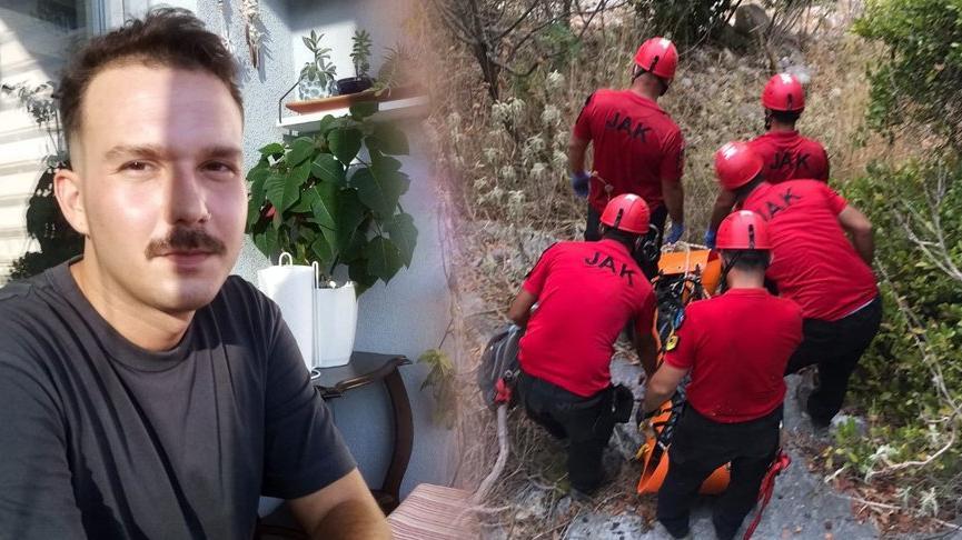 5 gündür kayıp Samet Işıtan'ın cansız bedeni bulundu