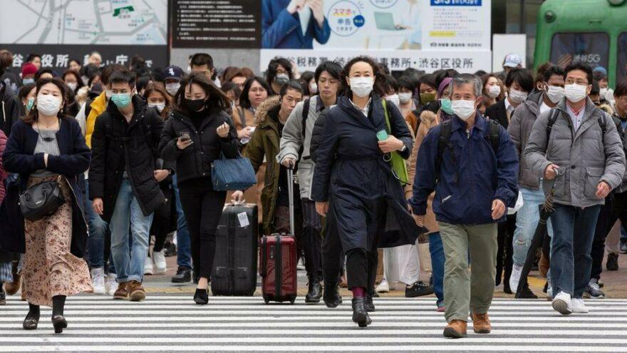 Japonya'dan yeni corona önlemi: Kurallara uymayanlar ifşa ediliyor