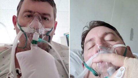 'Yenilmezim' diyerek aşıyı reddetti, hastaneden çaresizce seslendi