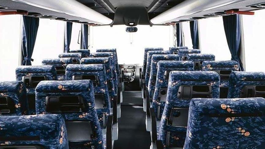 Yolcu otobüsünün şoförü, bagajda ölü bulundu