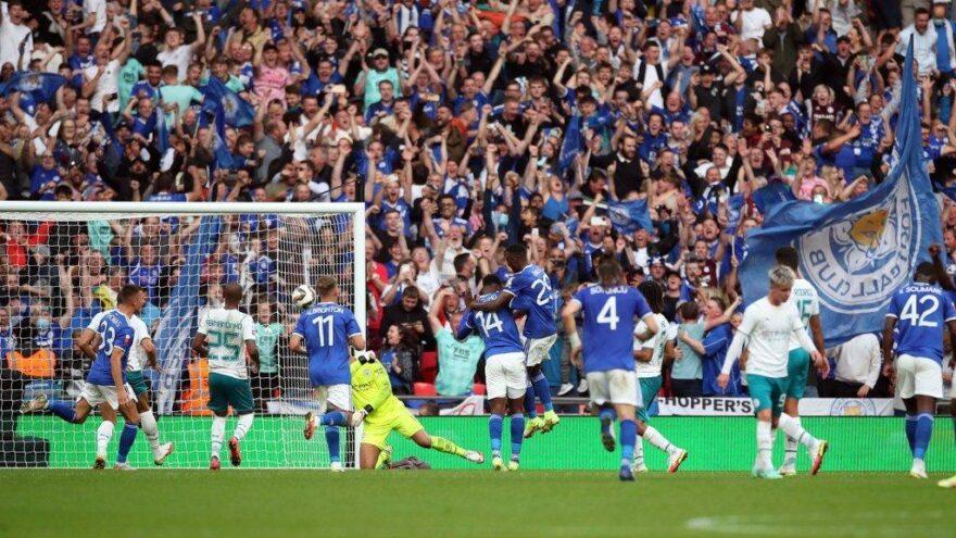MAÇ SONUCU   Leicester City – Manchester City: 1-0