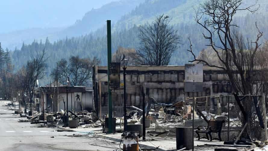 Kanada'da orman yangınları şiddetlendi: Köyler tahliye ediliyor