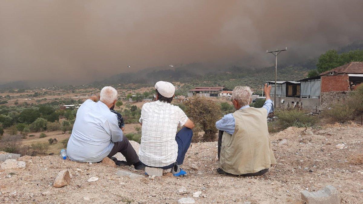 Aydın'da son durum: 6 mahallede bazı evler boşaltıldı