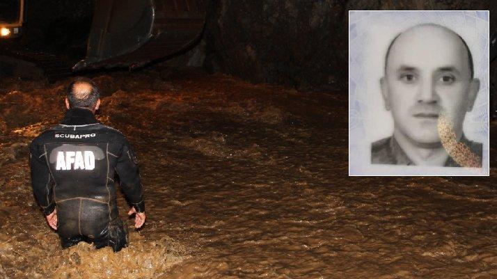 HES tünelinde kaybolan işçinin izine henüz ulaşılamadı