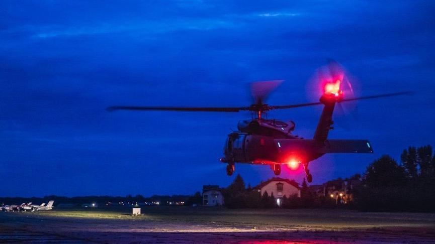 Polonya'dan bir helikopter, Türkiye'ye gelecek