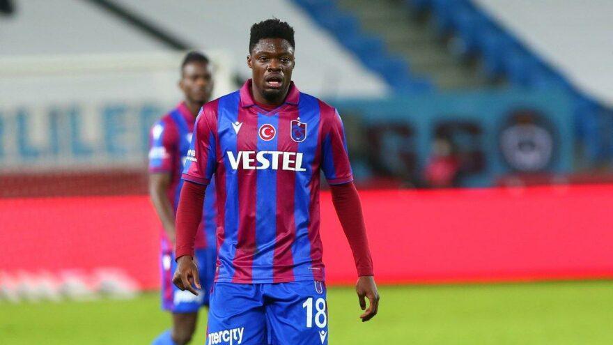 Trabzonspor, Ekuban'ı Genoa'ya gönderdi