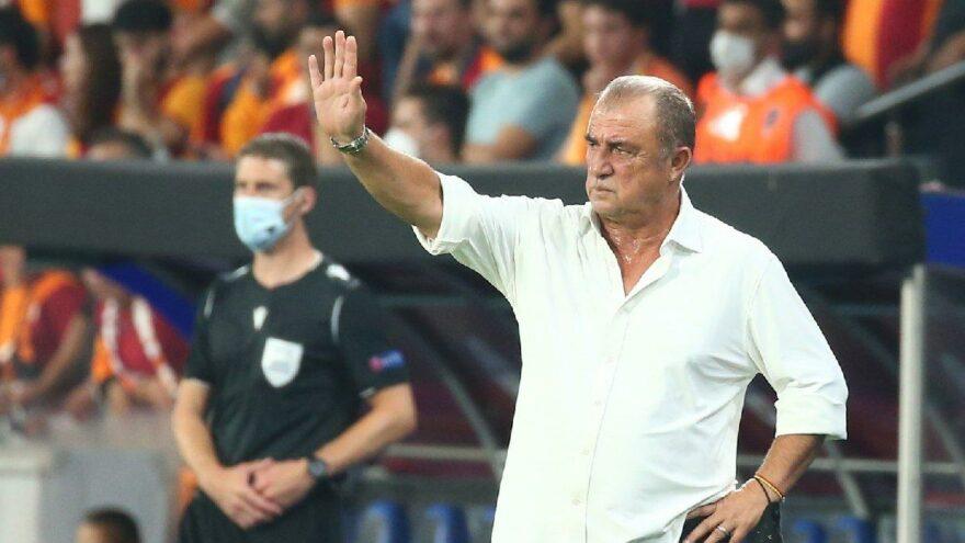 Galatasaray'da öncelik sabır! Fatih Terim'den güvenoyu…