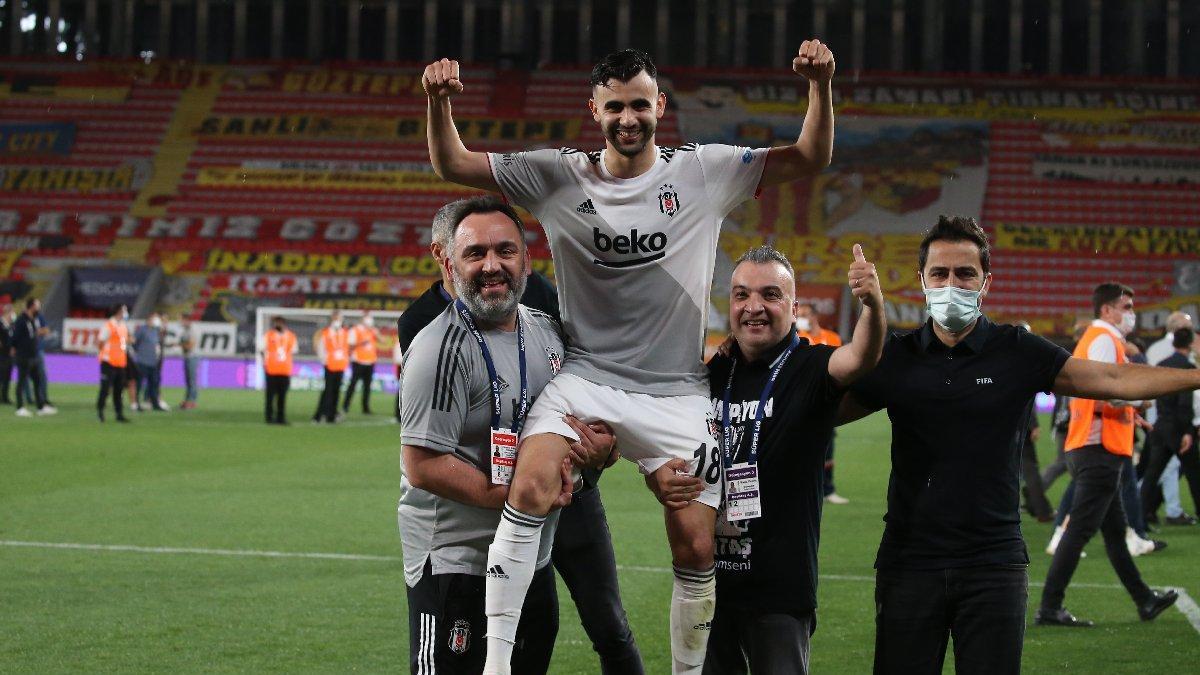 Beşiktaş, Rachid Ghezzal transferinde mutlu sona ulaştı