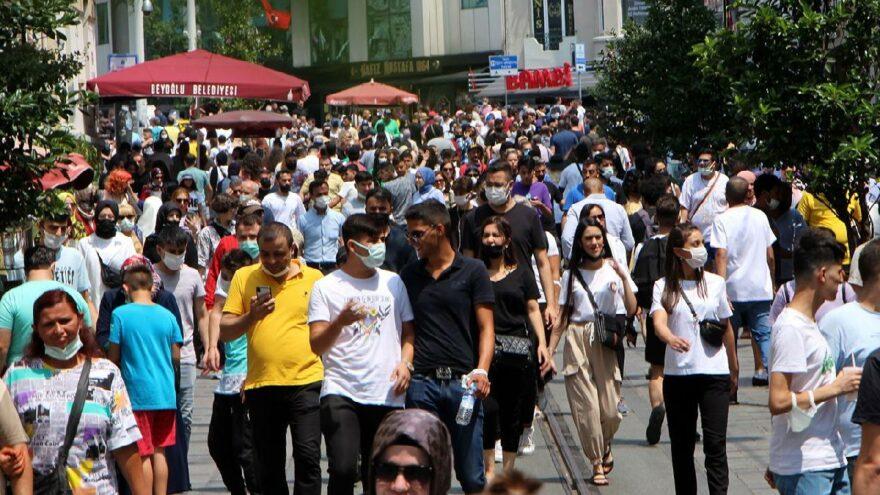 İstanbul'da aşı olan kişi sayısı açıklandı