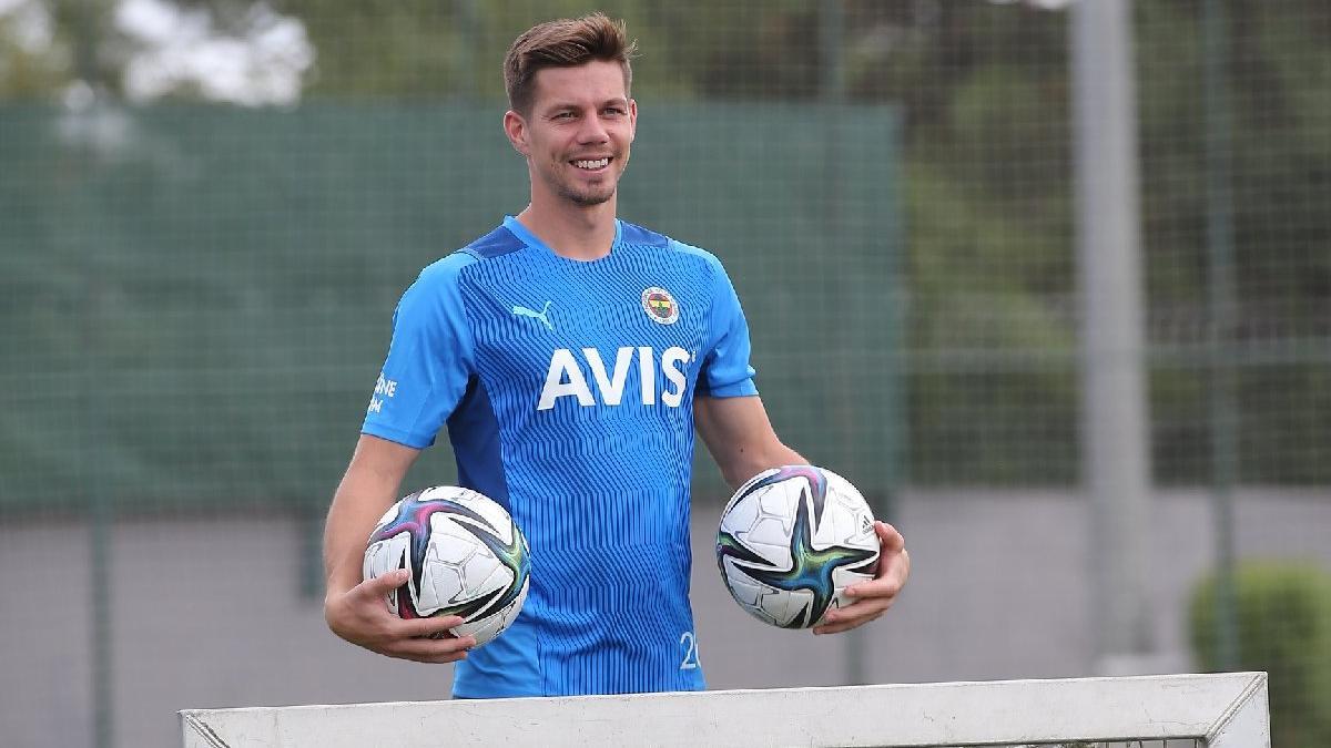 Miha Zajc: 'Fenerbahçe'de mutluyum ama futbolda her ihtimal var'