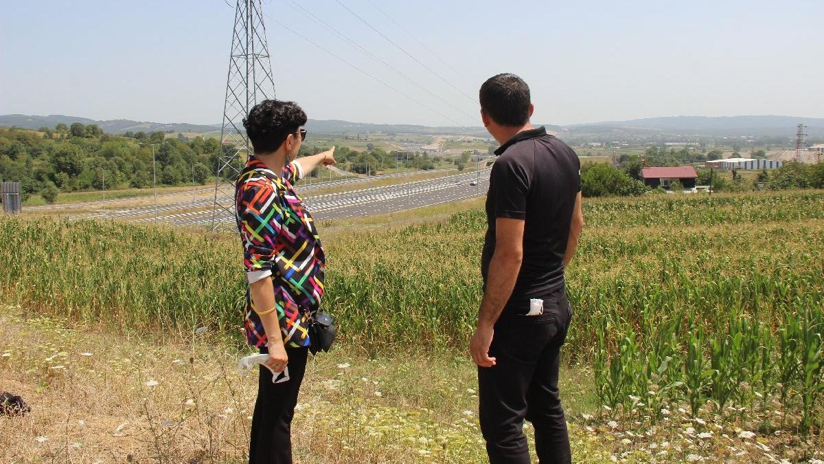 Arsa fiyatları 5 bin liraydı, bir yol yapıldı 500 bin liraya uçtu