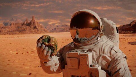 NASA, Mars simülasyonunda yaşayacak insanlar arıyor: Başvurular başladı