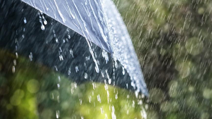 Meteoroloji'den 100 kilogram yağış uyarısı
