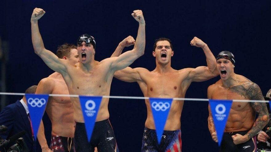 2020 Tokyo Olimpiyat Oyunları'nda en çok madalya kazanan ülke ABD