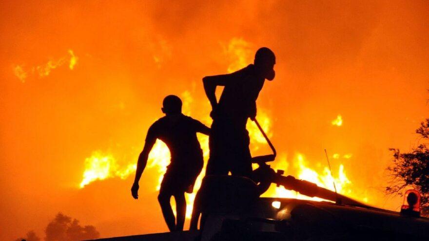113 kurum orman yangınlarına karşı taleplerini sıraladı