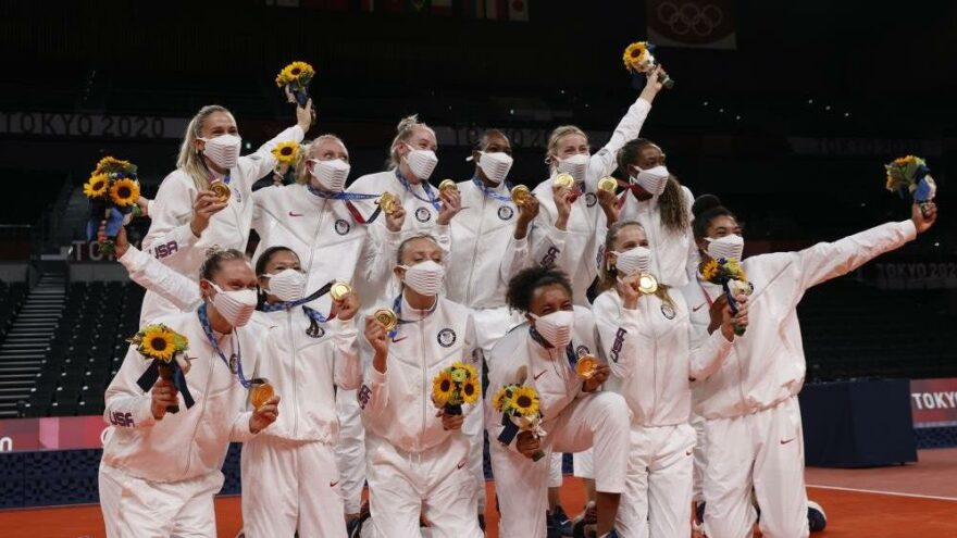 ABD kadın voleybolunda ilk kez olimpiyat şampiyonu! | 2020 Tokyo Olimpiyatları