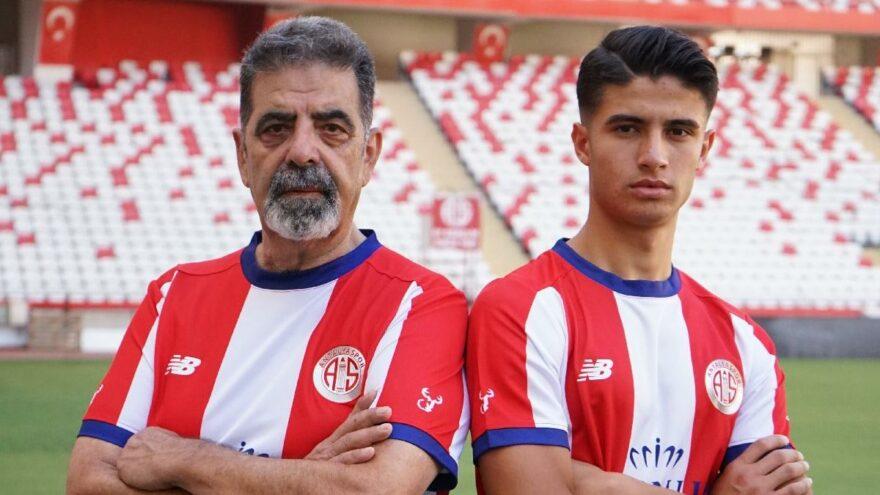 Antalyaspor'dan 'Tarih Kokan Formalar'