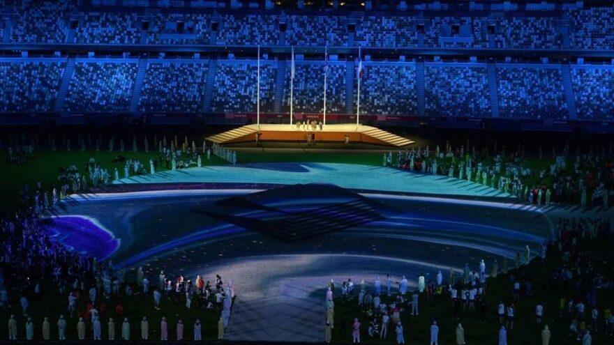 Tokyo Olimpiyat Oyunları kapanış seremonisi ile resmen sona erdi