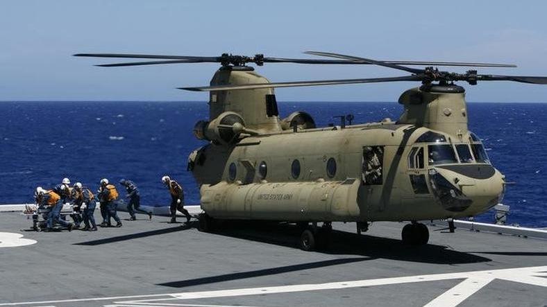 ABD, Türkiye'deki orman yangınları için helikopter gönderiyor